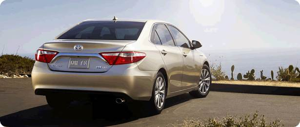 Full Size - Toyota Camry
