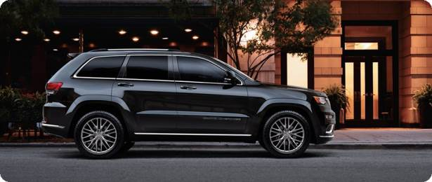 Mid-Size SUV - Jeep Grand Cherokee