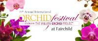 15th Annual International Orchid Festival
