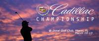 WGC Cadillac Championship March 7-10, 2013