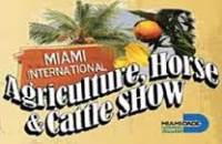 Miami International Agricultural and Cattle Show April 12 -14, 2013