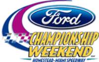NASCAR Ford Championship Weekend November 17, 2013